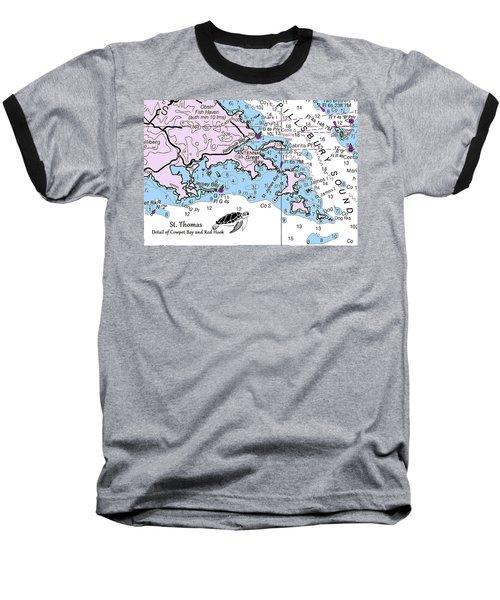 Cowpet Bay Baseball T-Shirt