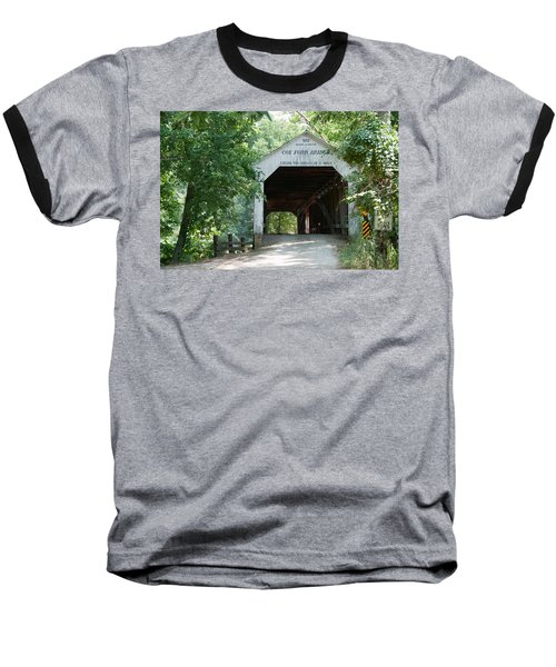 Cox Ford Bridge Baseball T-Shirt