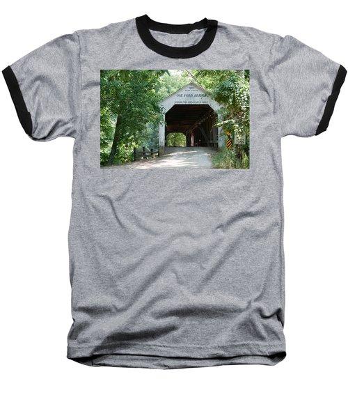 Cox Ford Bridge Baseball T-Shirt