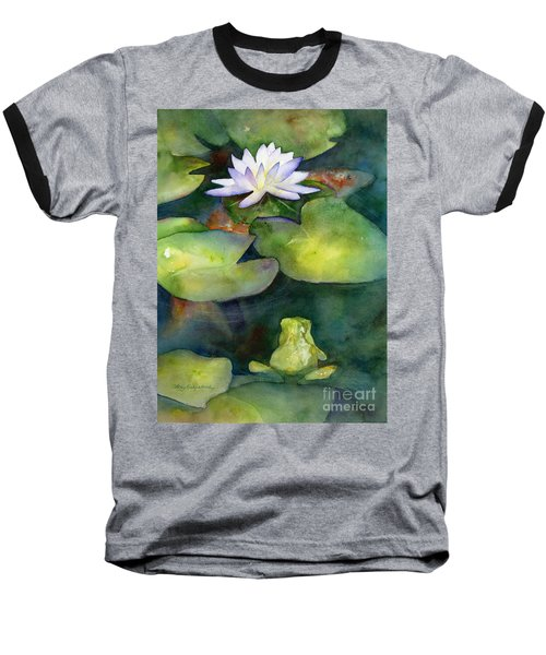 Coy Koi Baseball T-Shirt