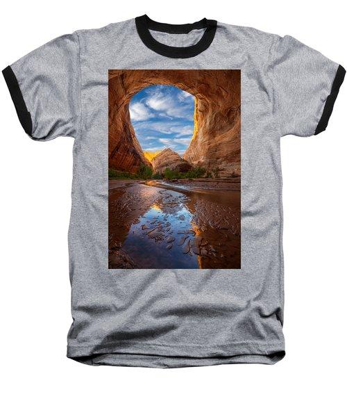 Coyote Gulch Baseball T-Shirt