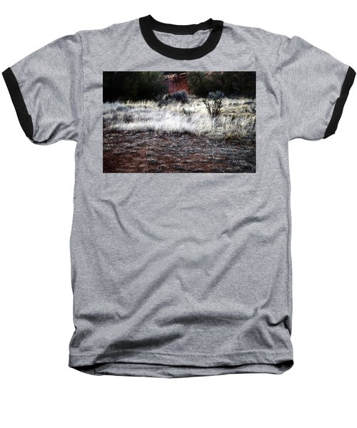 Baseball T-Shirt featuring the photograph Coyote by Joseph Frank Baraba