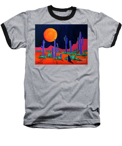 Coyote Moon Baseball T-Shirt