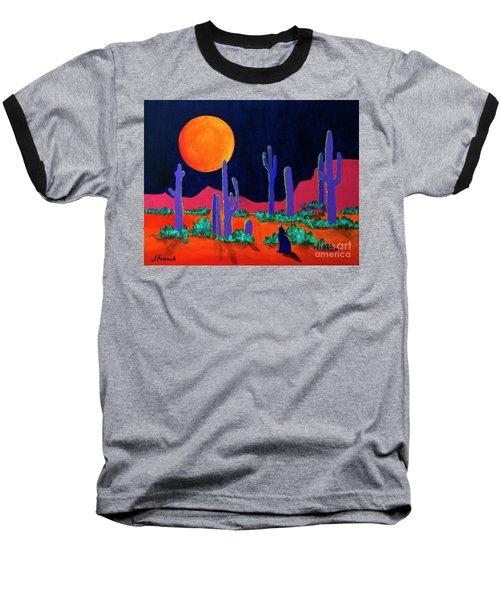 Coyote Moon Baseball T-Shirt