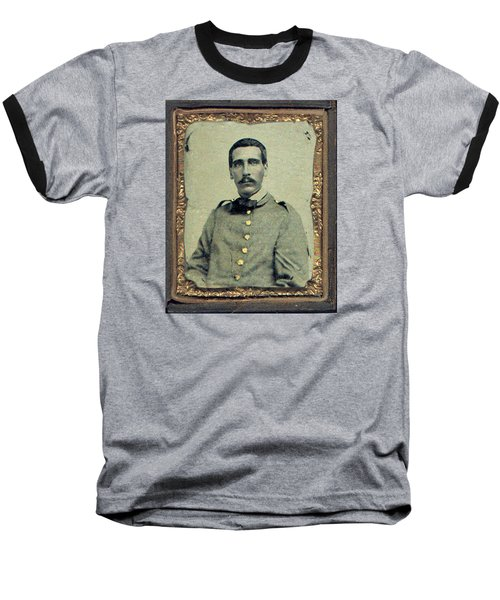 Cprl. Thomas G. West, Csa Baseball T-Shirt