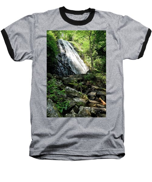 Crabtree Falls Baseball T-Shirt