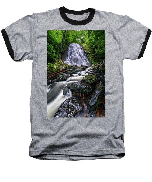Crabtree Falls North Carolina Baseball T-Shirt