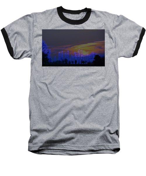 Crack Of Dawn Baseball T-Shirt