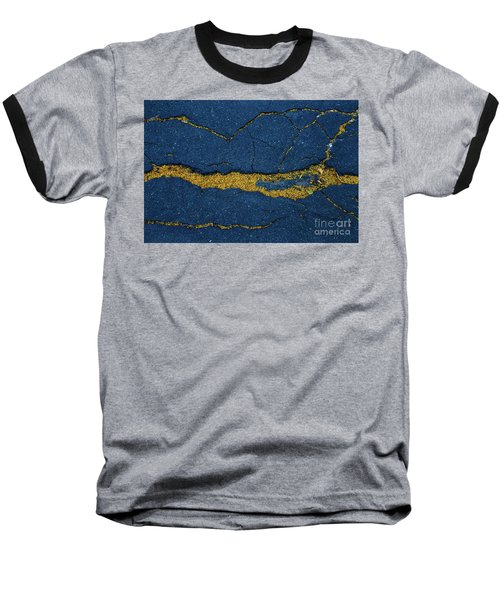Cracked #6 Baseball T-Shirt