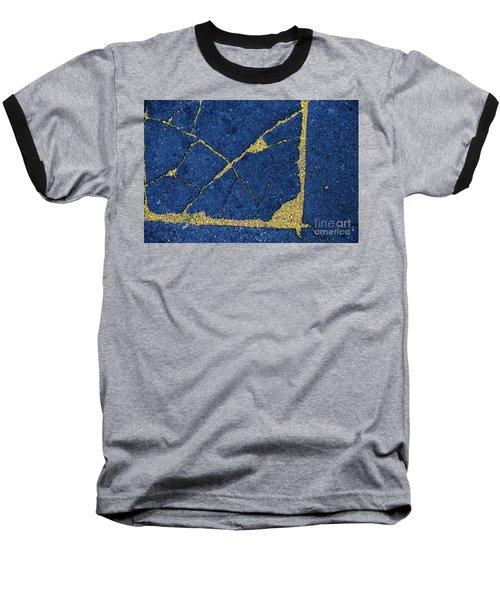 Cracked #8 Baseball T-Shirt