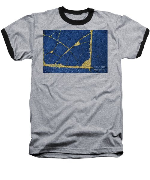 Cracked #8 Baseball T-Shirt