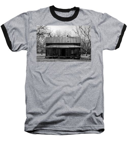 Cracker Cabin Baseball T-Shirt