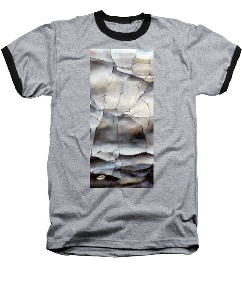 Crackle Baseball T-Shirt