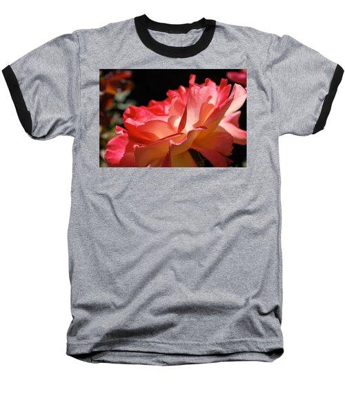 Cracklin' Rose Baseball T-Shirt