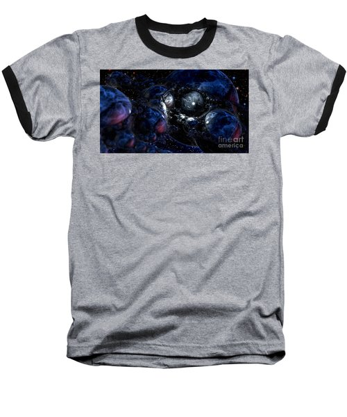 Cradle Of The Universe Baseball T-Shirt