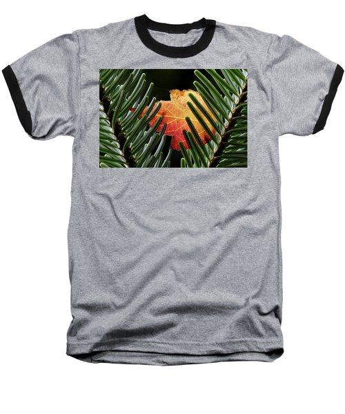 Cradled Baseball T-Shirt