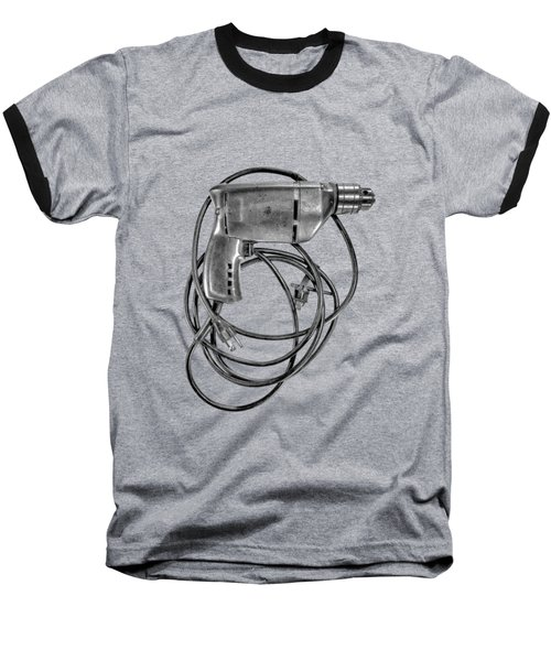 Craftsman Drill Motor Bs Bw Baseball T-Shirt
