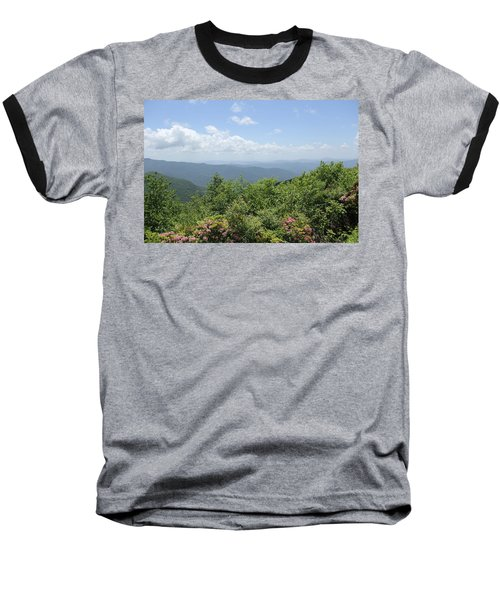 Craggy View Baseball T-Shirt