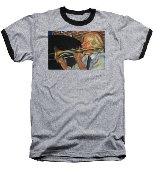 Craig At Palm Court Baseball T-Shirt