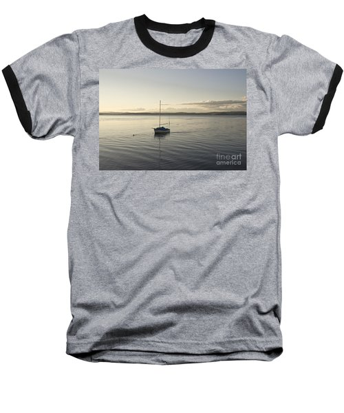 Cramond. Boat. Baseball T-Shirt