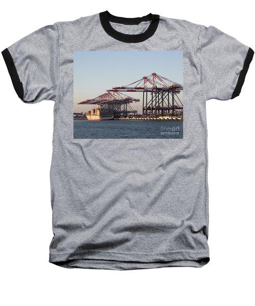 Cranes 2 Baseball T-Shirt