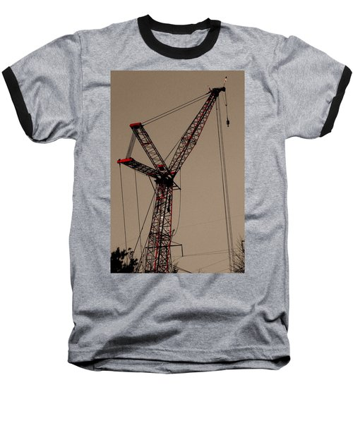 Crane's Up Baseball T-Shirt