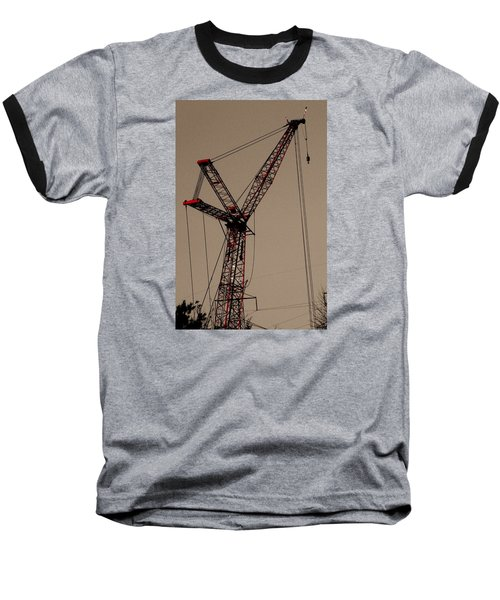 Crane's Up Baseball T-Shirt