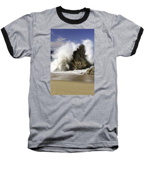 Crashing Baseball T-Shirt