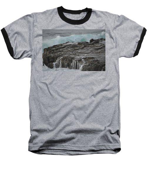 Crashing Wave Baseball T-Shirt