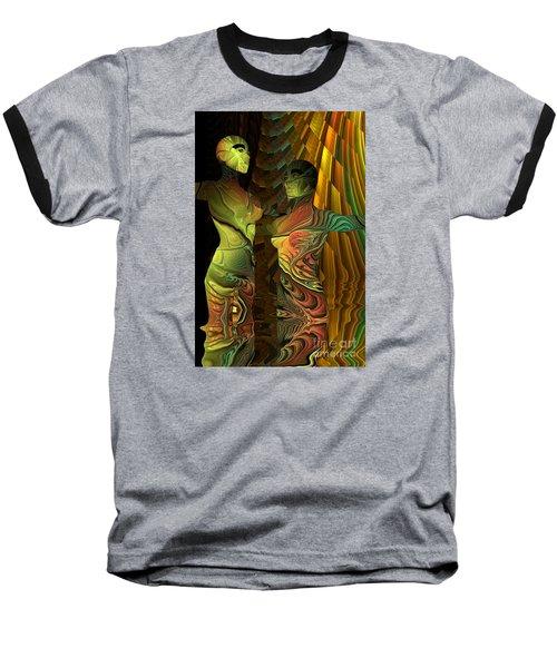 Crazy Dance -2- Baseball T-Shirt
