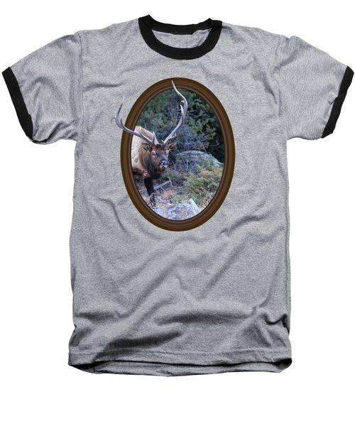Crazy Eyes Baseball T-Shirt
