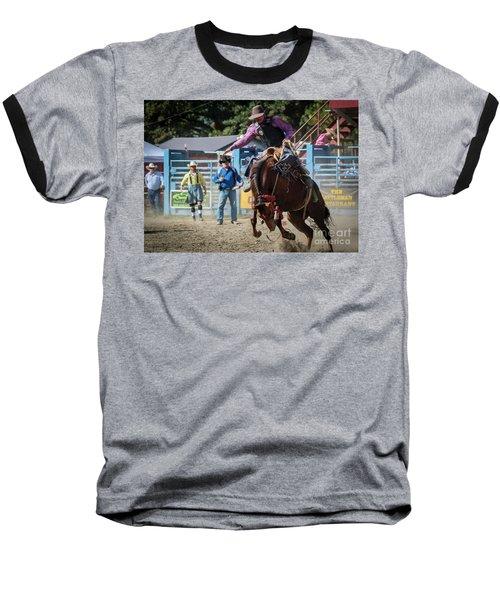 Crazy Horse Baseball T-Shirt