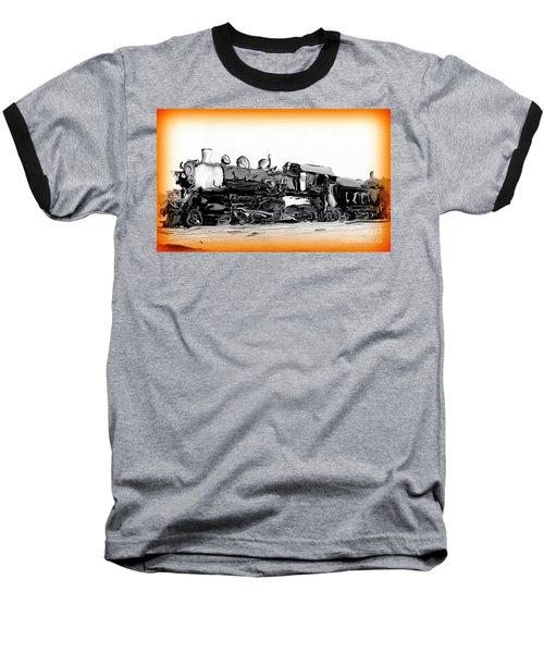 Crazy Train 2 Baseball T-Shirt