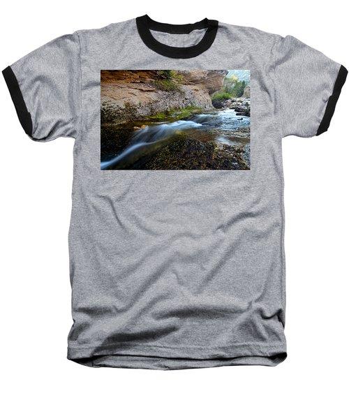 Crazy Woman Creek Baseball T-Shirt