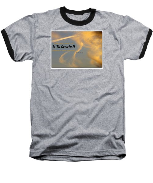 Create Greatness Baseball T-Shirt