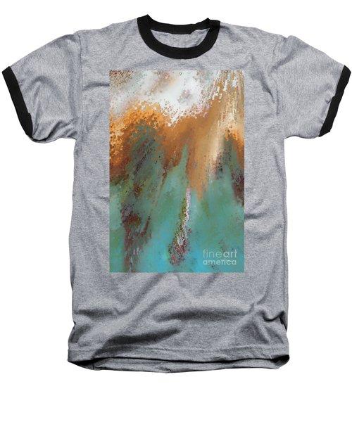 Created According To God. Ephesians 4 24 Baseball T-Shirt by Mark Lawrence