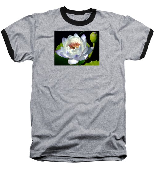 Baseball T-Shirt featuring the photograph Creation by Brenda Pressnall