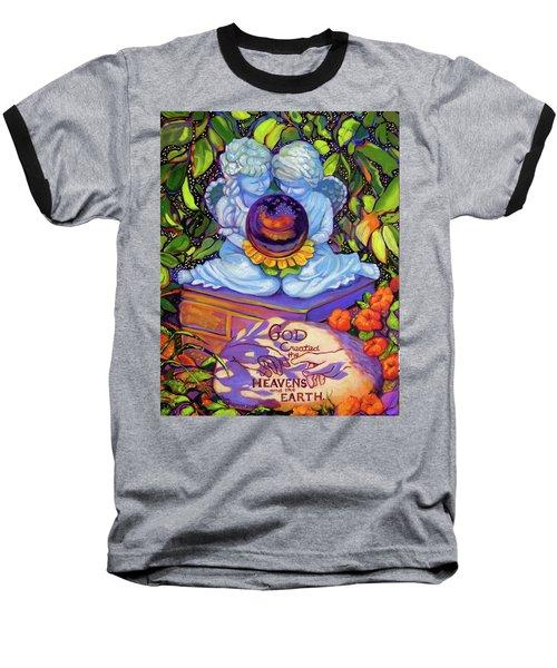 Garden Wisdom 1-creation Baseball T-Shirt