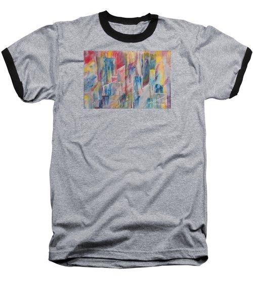 Creative Utopia Baseball T-Shirt