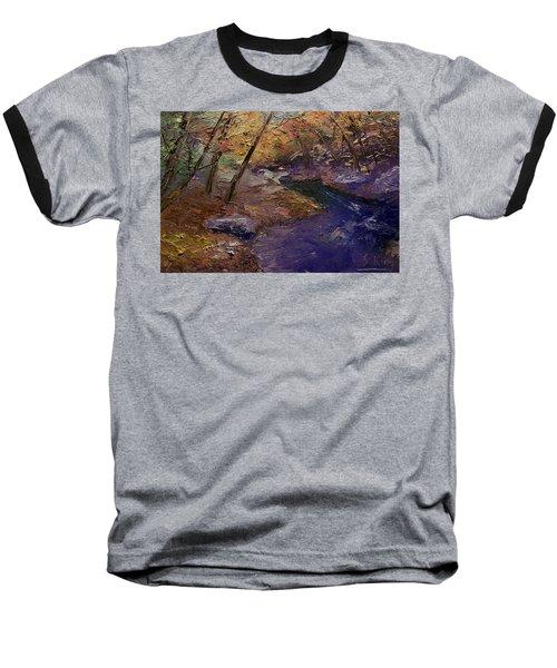Creek Bank Baseball T-Shirt