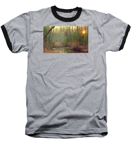 Creek Bed Baseball T-Shirt