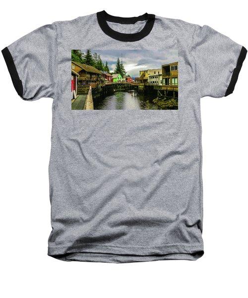 Creek Street 1 Baseball T-Shirt