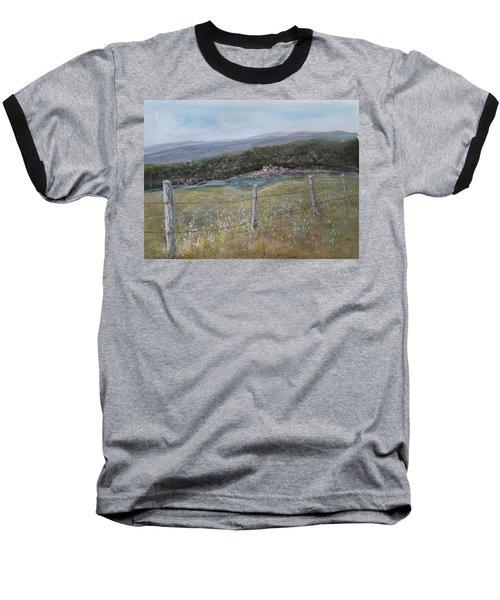 Creek Walk Baseball T-Shirt