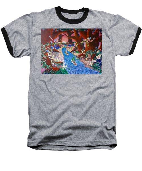Creekside Fairy Celebration Baseball T-Shirt