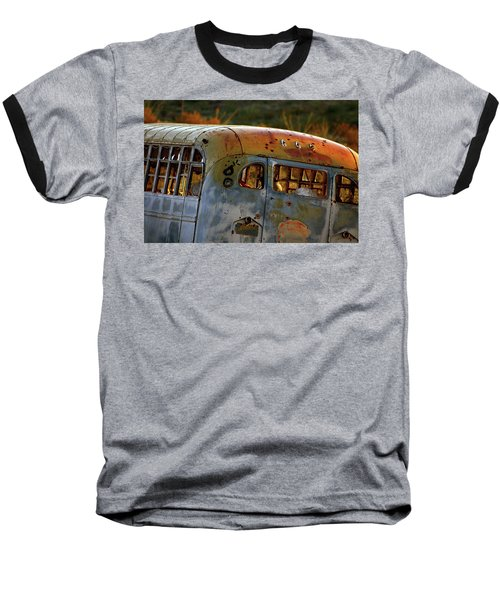 Baseball T-Shirt featuring the photograph Creepers by Trish Mistric