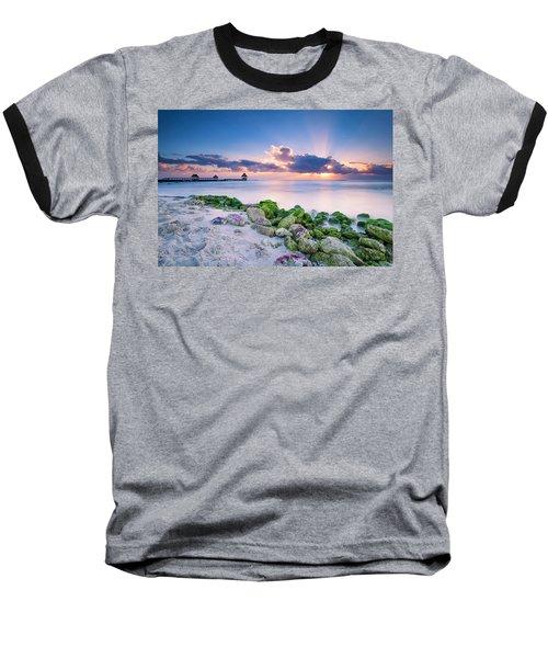 Crepuscular Baseball T-Shirt