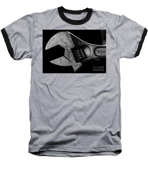 Baseball T-Shirt featuring the photograph Adjustable by Douglas Stucky