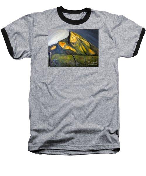 Crested Butte Mtn. Baseball T-Shirt