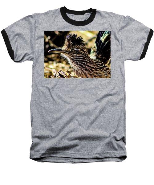 Cresting Roadrunner Baseball T-Shirt
