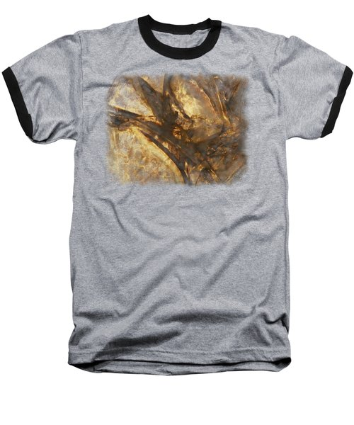 Crevasses Baseball T-Shirt